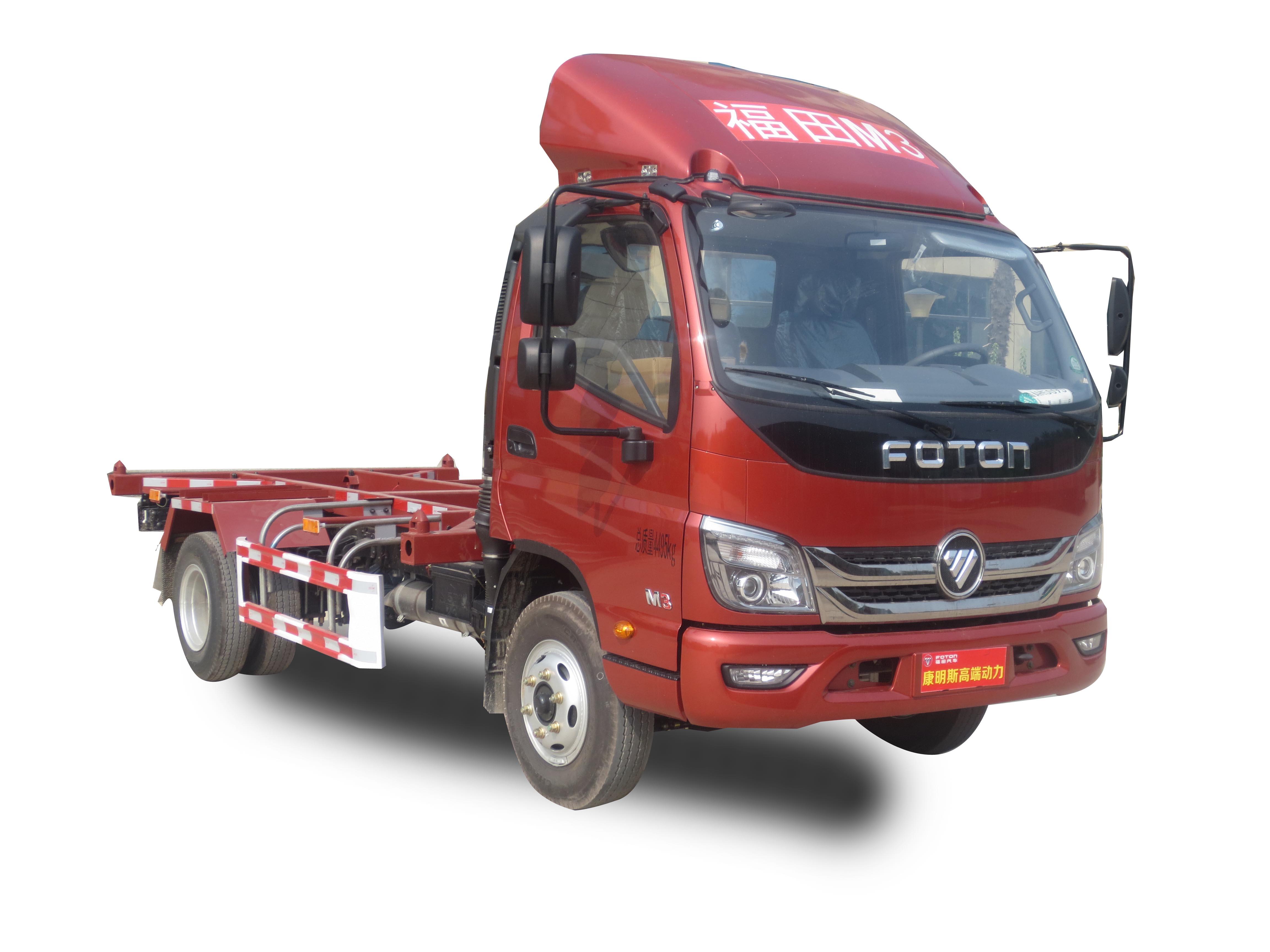 HTL5041ZKXBJ车厢可卸式汽车