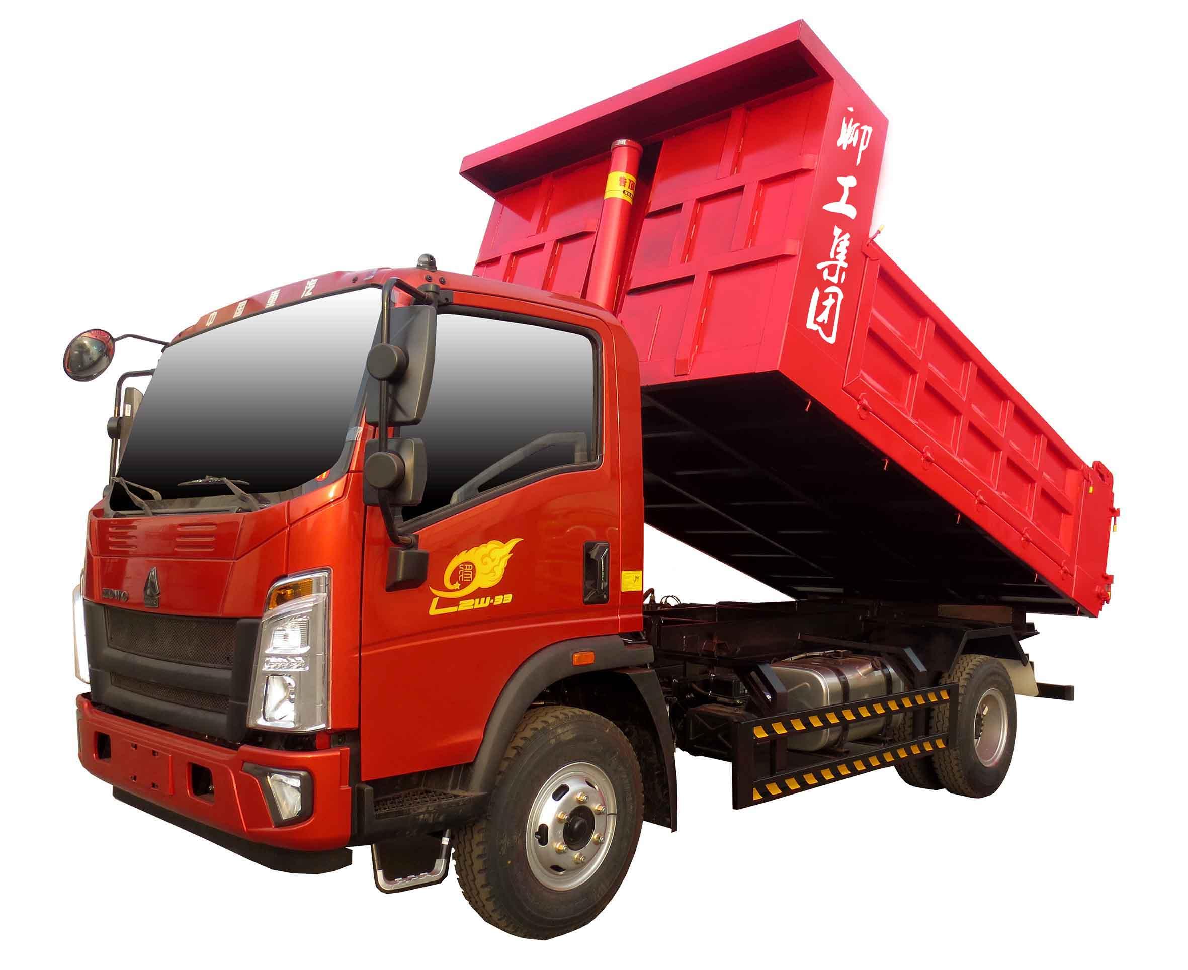 HTL5040ZLJ自卸式垃圾车
