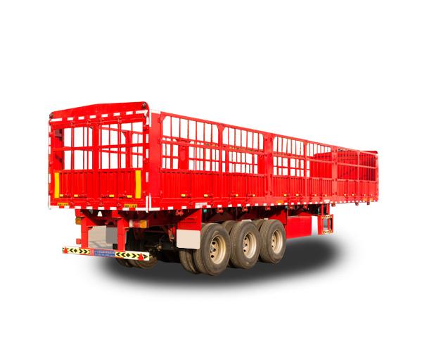 HTL9400CCY仓栅式运输半挂车