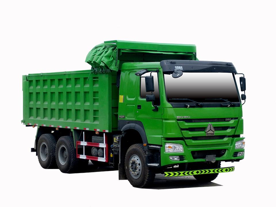 SGT5252ZLJ47E1型自卸式垃圾车