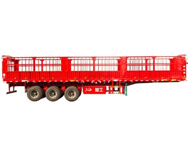 HTL9402CCY仓栅式运输半挂车