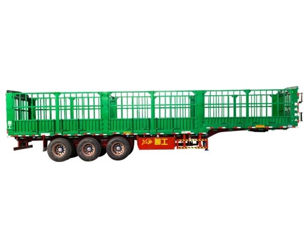 HTL9401CCY仓栅式运输半挂车