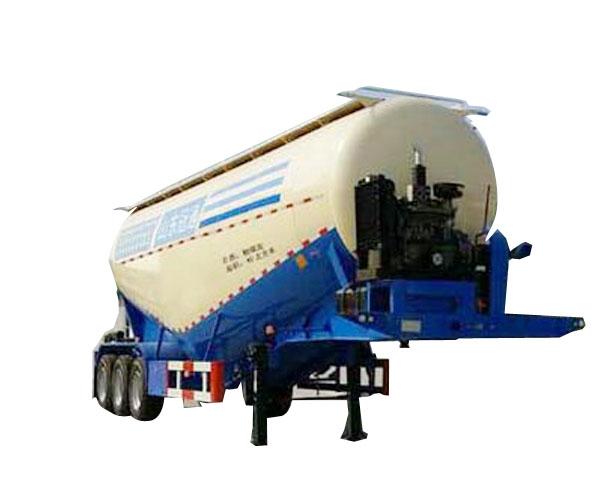 SGT9400GFL型中密度粉粒物料运输半挂车
