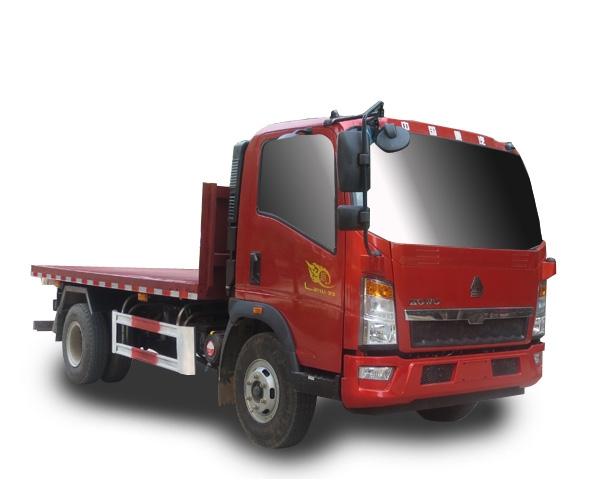 SGT3040Z型平板自卸车