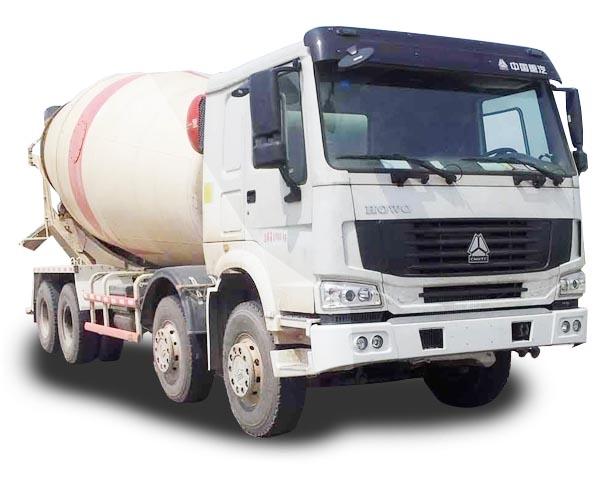 SGT5250GJBZ5型混凝土搅拌运输车