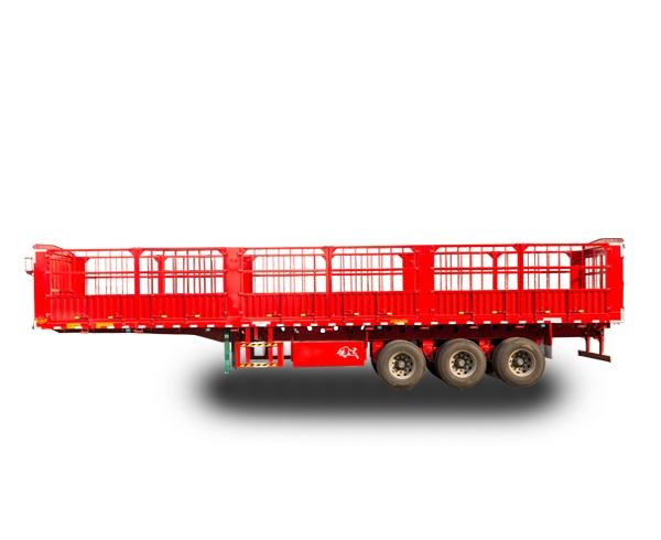 SGT9400CCYE型仓栅式运输半挂车