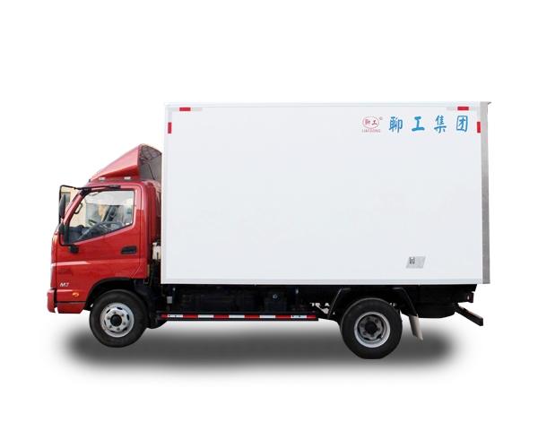 HTL5040XLCBJ冷藏车