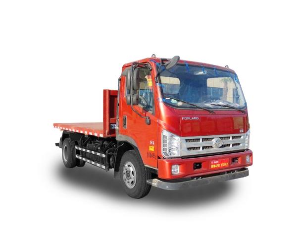 SGT3040ZCE145型平板自卸车