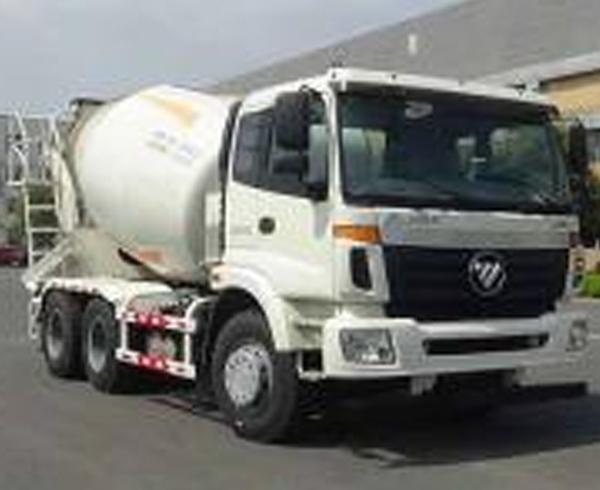 SGT5253GJBB5型混凝土搅拌运输车