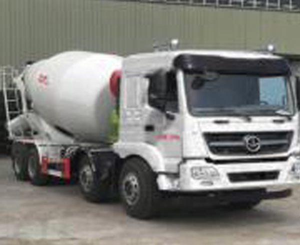 SGT5311GJBXC5型混凝土搅拌运输车