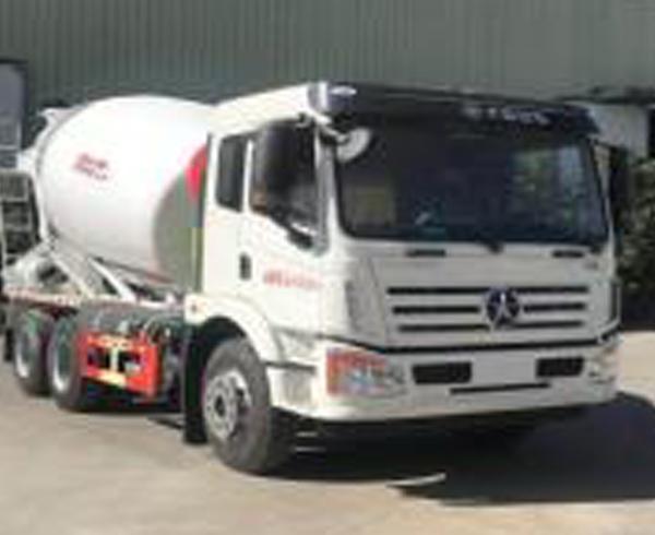 SGT5240GJBDY5型混凝土搅拌运输车