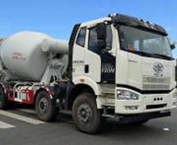 SGT5311GJBC5型混凝土搅拌运输车