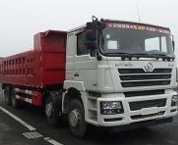SGT3310SX5型自卸汽车