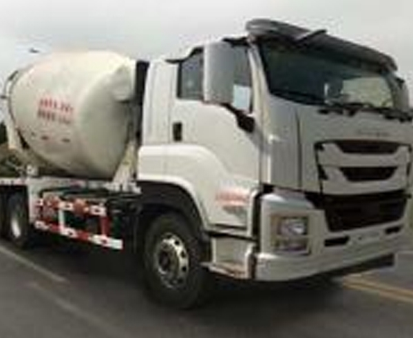SGT5250GJB40QL型混凝土搅拌运输车