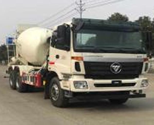SGT5250GJBB5型混凝土搅拌运输车