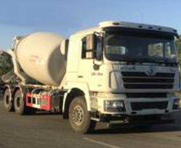 SGT5251GJBSX5型混凝土搅拌运输车