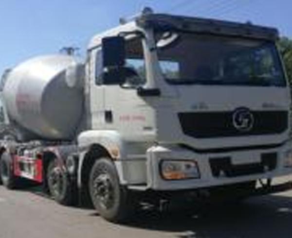 SGT5310GJBSX5型混凝土搅拌运输车