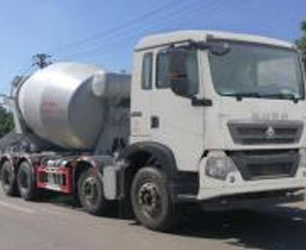 SGT5310GJBZ5型混凝土搅拌运输车