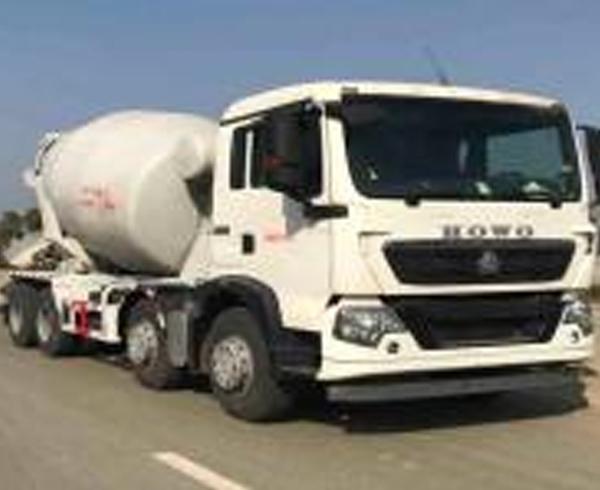 SGT5311GJBZ5混泥土搅拌运输车