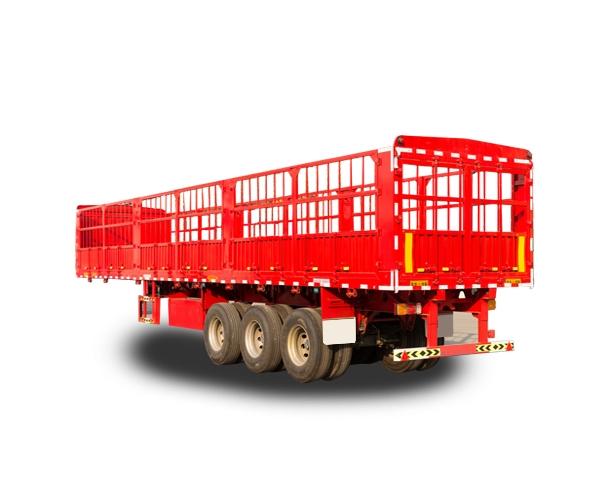 SGT9402CCY型仓栅式运输半挂车