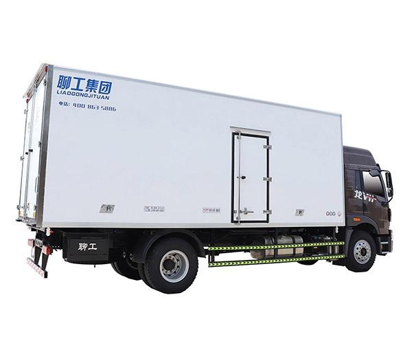 解放牌CA5189XLCPK2L213E5A80冷藏车