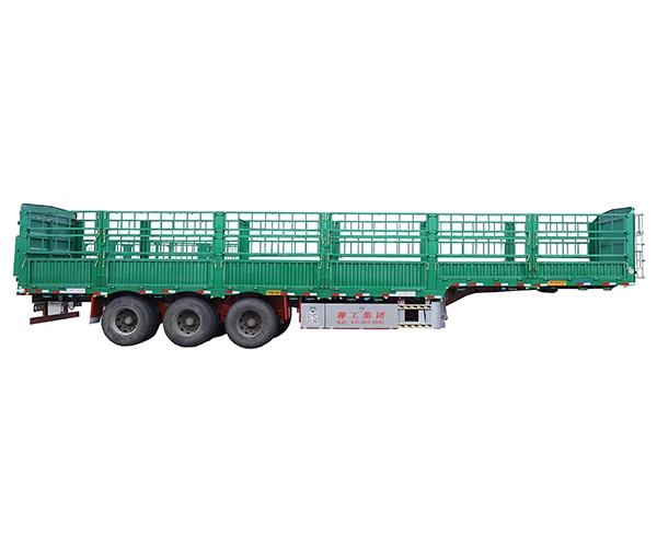 散装粮食专用运输车