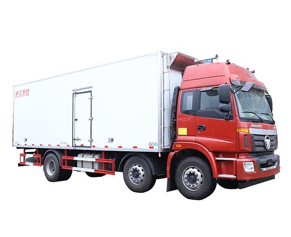 福田 8米7冷藏车