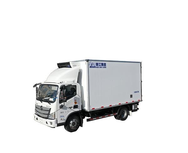 4.2米福田欧马可冷藏车